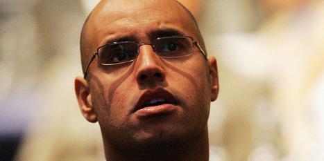 God is my lawyer, Gaddafi's son tells court - New Zealand Herald | Saif al Islam | Scoop.it