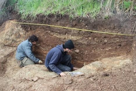 Portuguese Prehistoric Enclosures: 0237 – Neolithic ditch at Monte da Contenda   Mesopotamia and Egypt   Scoop.it