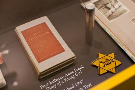 Anne Frank's diary is now free to download despite copyright dispute | All Things Books | Scoop.it