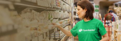 TaskRabbit   Your deliveries & errands, done   Open, crowd & co   Scoop.it