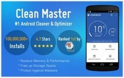 Free Download Clean Master - Free Optimizer 5.1.0 | Android Apps, Games, and Themes | Scoop.it