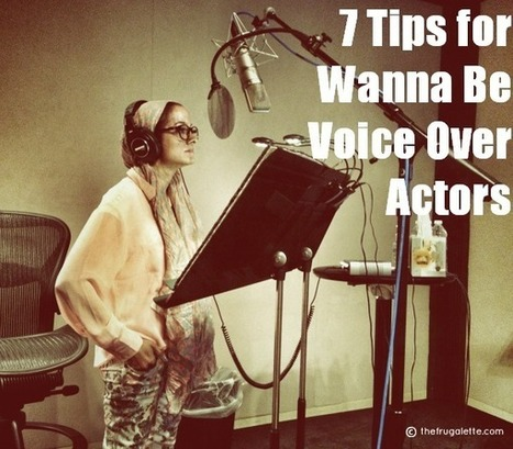 7 Tips for Wanna Be Voice Over Actors #DisneyPlanesEvent• thefrugalette | Machinimania | Scoop.it