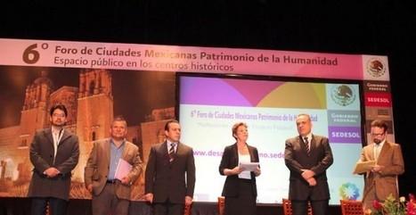 Conservación del patrimonio fortalece la identidad: Omar Heredia - e-oaxaca Periódico Digital de Oaxaca   TGestión del Patrimonio Cultural   Scoop.it