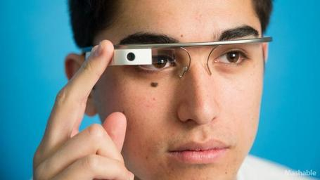 Mashable Launches Google Glass Viral Prediction App | Internet Billboards | Mobile Media Coverage | Scoop.it
