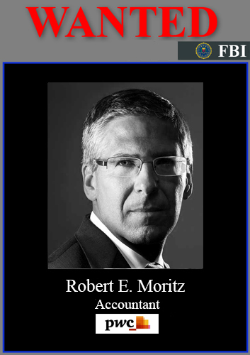 "PWC Chairman Bob Moritz News - Google Search | FBI Los Angeles ""Criminal Standard of Proof Prosecution Files""  *** LOEB & LOEB LAW FIRM * CARROLL FOUNDATION TRUST * WITHERS BERGMAN LAW FIRM *** US Department of Justice Biggest Bank Fraud Tax Evasion Case 