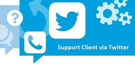 Twitter : Répondre aux Tweets des clients fait augmenter le chiffre d'affaires | L'Univers du Cloud Computing dans le Monde et Ailleurs | Scoop.it