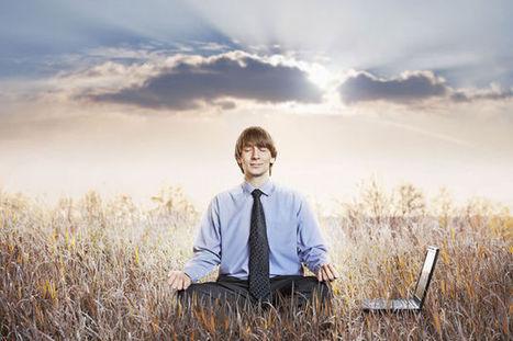 La méditation, arme antistress - Le Vif | La pleine Conscience | Scoop.it