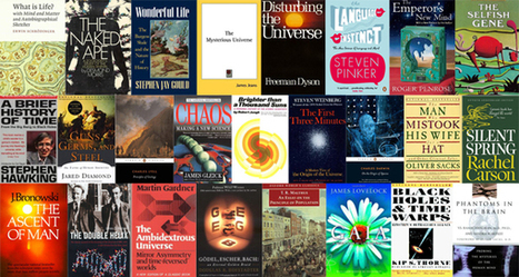 CultureLab: What popular science books have changed the world? | Science Fiction Books | Scoop.it