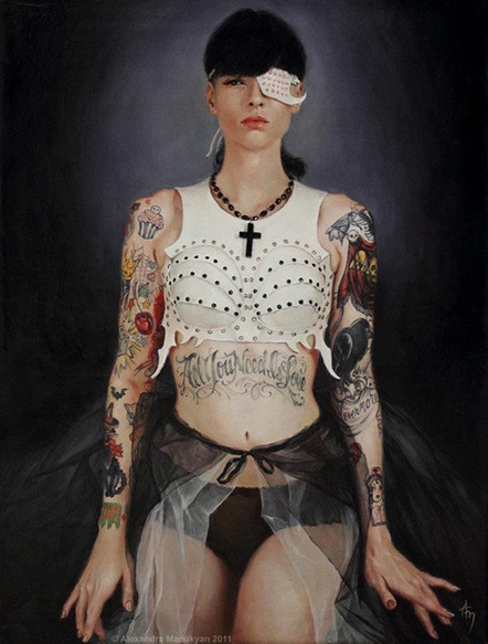 alexandra manukyan | Vulbus Incognita Magazine | Scoop.it
