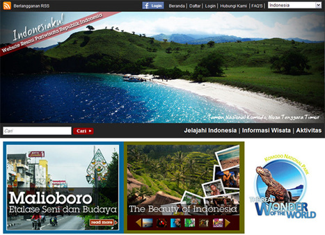 Indonesia's Tourism Campaign is Digital Marketing Done Right | Penn Olson | Marketing management | Scoop.it