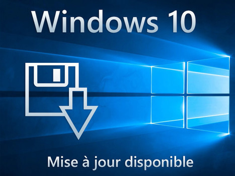 Fermer la notification de mise à niveau vers Windows 10 n'annule pas la migration - CNET France | Freewares | Scoop.it