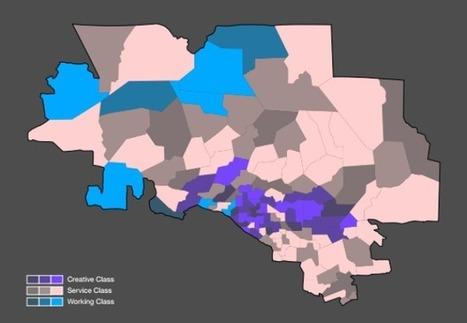 The Divided City | Nuevas Geografías | Scoop.it
