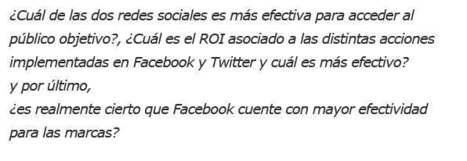 Diferencias entre red social (Facebook) y red de contenido (Twitter) | ATENCIÓN TEMPRANA | Scoop.it