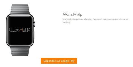 Entrepreneuriat et Handicap: WatcHelp le projet concrétisé. | Innovactions 2.0 | Scoop.it