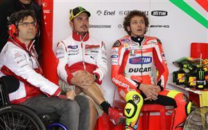 Ducati reserve judgement on Dorna\'s WSB takeover | MCN | Ductalk | Scoop.it