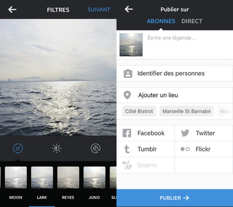 Stratégie digitale : comment réussir sur Instagram ? | web@home    web-academy | Scoop.it