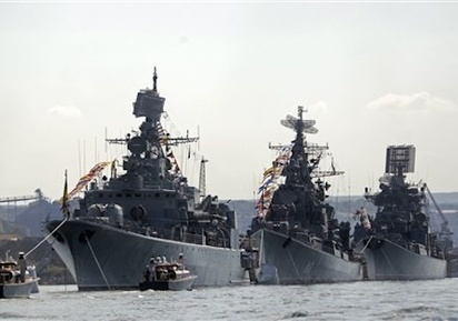 Norwegian Military Spots Russian Warships Reportedly Heading to Syria for Aleppo Assault | Global politics | Scoop.it