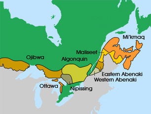 The Eastern Woodland Hunters - Groups in this Region   First Nations and Early Explorers   Scoop.it