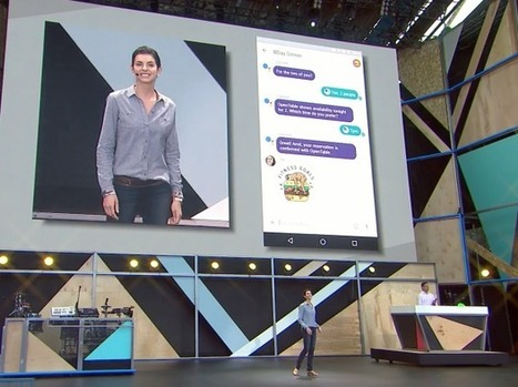 Duo und Allo: Google attackiert Skype und Whatsapp   #Apps #Chat #Video #EdTech   21st Century Innovative Technologies and Developments as also discoveries, curiosity ( insolite)...   Scoop.it