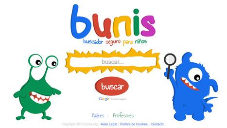 Bunis es un buscador para niños con cuatro filtros de seguridad y estadísticas para los padres | interNET | Scoop.it