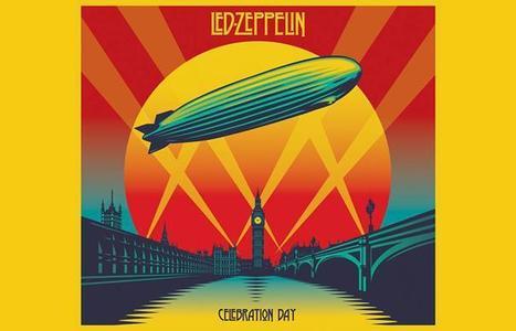 "Led Zeppelin Announce Film Release ""Celebration Day"" | ...Music Artist Breaking News... | Scoop.it"