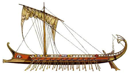 Les différentes sortes de bateaux au fil du temps | Le bateau au fil de l'eau et de l'histoire 3°3: | Scoop.it