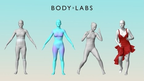Body Labs Raises $8 Million To Create Ultra-Realistic 3D Body Images - TechCrunch   Future of 3D Printing Scanners Biomedical Engineering Technology   Scoop.it