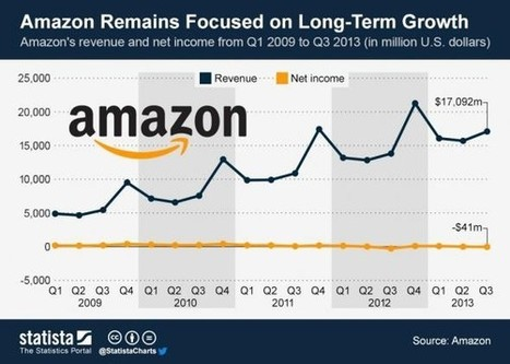 Damn Right Amazon Runs a Fucking Deficit and So Should America   daily life and others   Scoop.it
