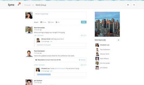 Nueva red social anti-espionaje | Social Geek | social | Scoop.it