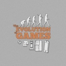 The Evolution Of Games | Visual.ly | INFORBEAUTY | Scoop.it