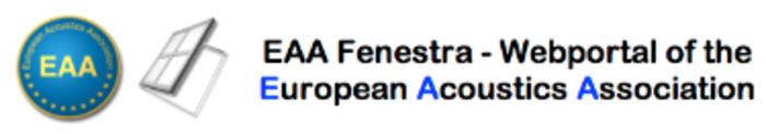 (PT) (DE) (EN) (IT) (ES) (FR) -  Acoustic Dictionary | EAA Fenestra, the Web Portal of the European Acoustics Association | Glossarissimo! | Scoop.it