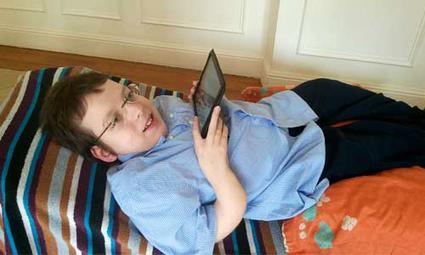 Thomas, 16 ans : parcours d'un élève extra-ordinaire | Handi cap'... ou pas cap'? | Scoop.it