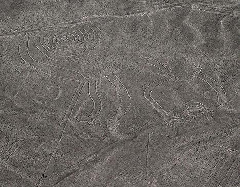 Archéologie : les géoglyphes de Nazca seraient des labyrinthes ! | Histoire de l'art & littérature | Scoop.it