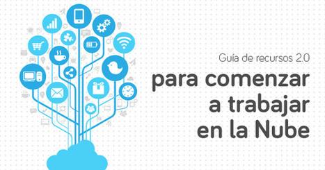 Guía de recursos 2.0 para comenzar a trabajar en la Nube | Formación del profesorado universitario en tecnologías de la información y comunicación | Scoop.it