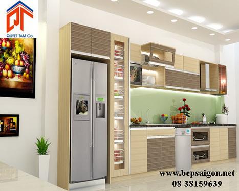bepsaigon.net - Tủ bếp Anh Cảnh - Tủ bếp Anh Cảnh | Tủ bếp Acrylic - MFC | Scoop.it