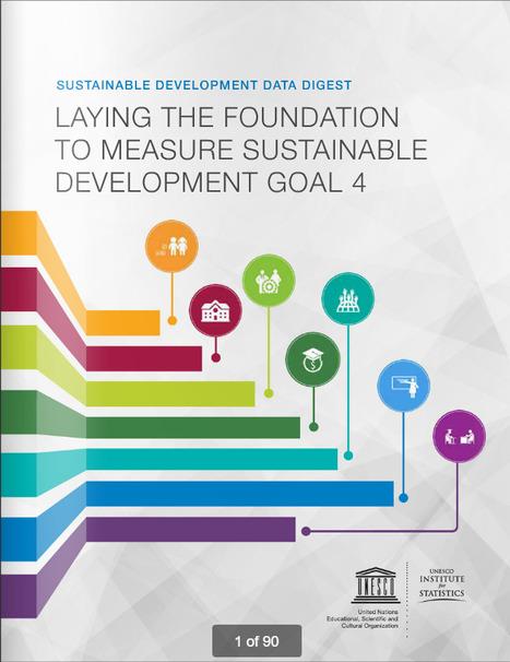 UIS Sustainable Development Data Digest | Pedalogica: educación y TIC | Scoop.it