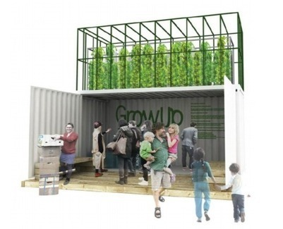 Startacus - GrowUp! Urban Farming | Food related production. | Scoop.it