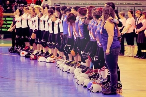 Miss Pakotill: Super Brawl of Roller Derby | Derby News | Scoop.it