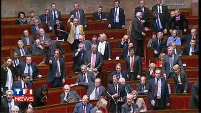 Une question d'un député de gauche à Guéant hystérise l'Assemblée | Think outside the Box | Scoop.it