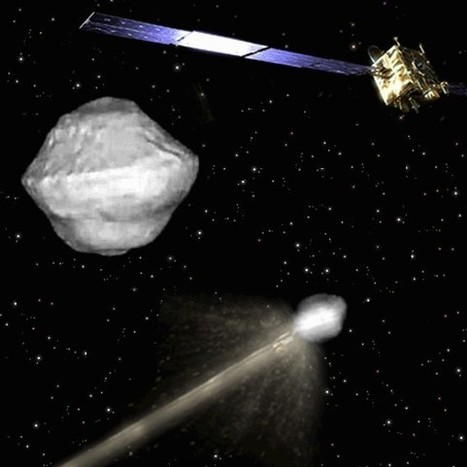 Spacecraft Duo to Deflect Asteroid | Planets, Stars, rockets and Space | Scoop.it