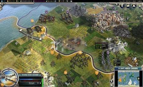 Syllabus | Digital  Humanities Tool Box | Games for Historians | Scoop.it