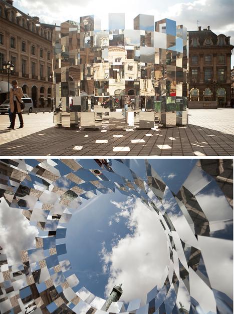 Ring Mirror by Arnaud Lapierre | Hitchhiker | Scoop.it