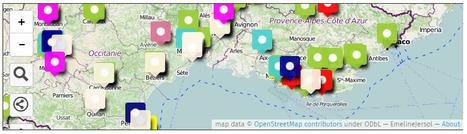 Tutoriels : créer une carte personnalisée avec umap [Open Source] | Quatrième lieu | Scoop.it
