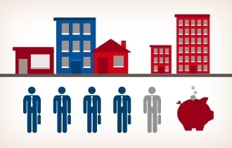 Why a Local Economy's Strength Is Critical to Small-Business Success (Infographic) | Urban economy | Scoop.it