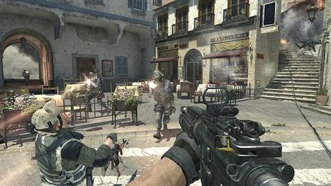"La nouvelle carte ""Call of Duty: Modern Warfare 3"" disponible sur PlayStation 3 