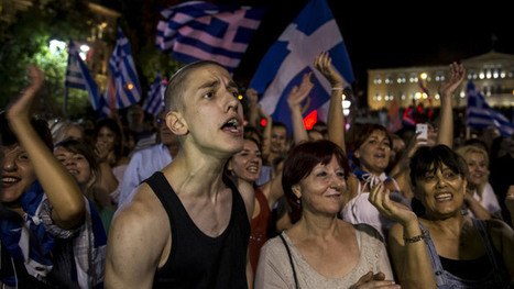 Greek crisis: 'Austerity politics rejected by popular vote, new path for EU,' says UK analyst | Global politics | Scoop.it