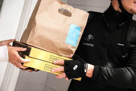 Postmates offers 'get it now' delivery service to merchants | Inspiratie | Scoop.it