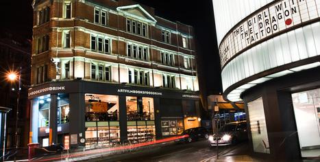 Manchester's Cinematic Cornerstone | Screen Beanz | Digital ExPRESSion | Scoop.it