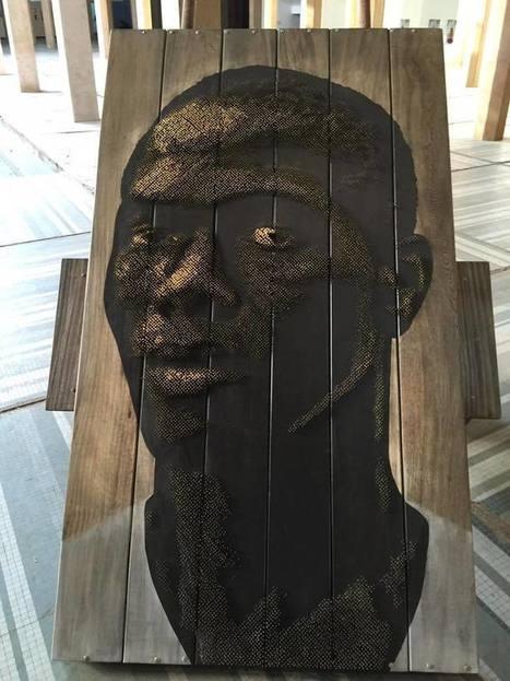 Art contemporain africain au Dak'Art 2016 : coups de coeur | L'Afrique des Idées | Afrique: Histoire , Art et Culture | art move | Scoop.it