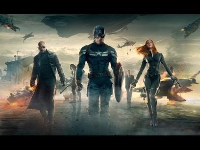Marvel's Captain America: The Winter Soldier - Big Game Teaser | Work From Home | Scoop.it